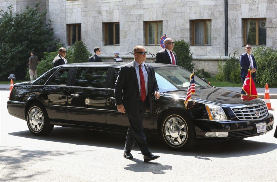 ABD Başkan Yardımcısı Biden, TBMM'de 6