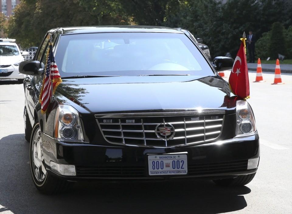 ABD Başkan Yardımcısı Biden, TBMM'de 7