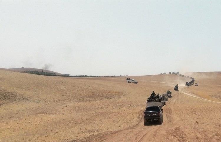 Suriye'de savaşan taraflar ve amaçları 1