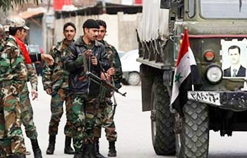 Suriye'de savaşan taraflar ve amaçları 2