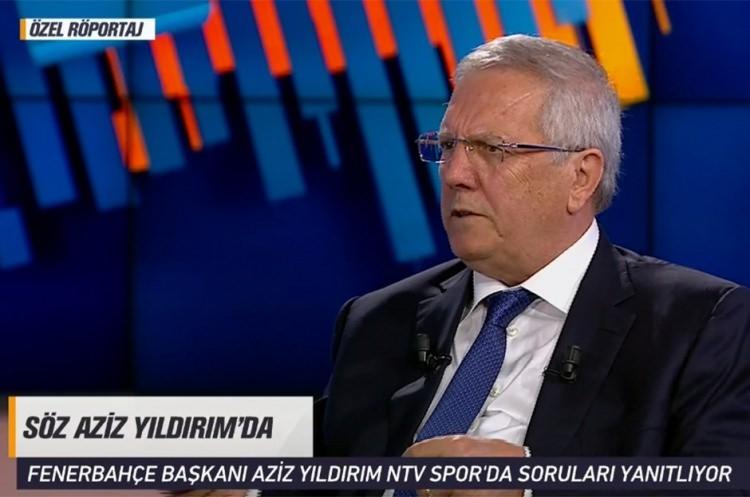 Aziz Yıldırım: Cumhurbaşkanı Erdoğan yalnız kaldı 1