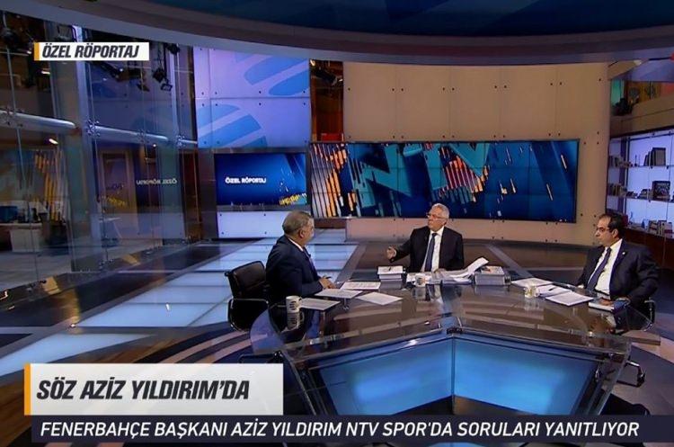 Aziz Yıldırım: Cumhurbaşkanı Erdoğan yalnız kaldı 3
