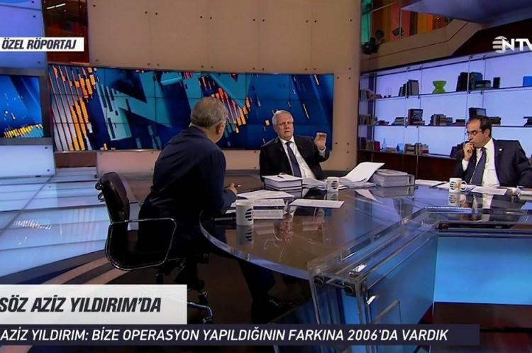 Aziz Yıldırım: Cumhurbaşkanı Erdoğan yalnız kaldı 4