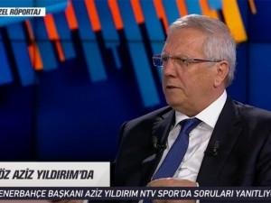 Aziz Yıldırım: Cumhurbaşkanı Erdoğan yalnız kaldı