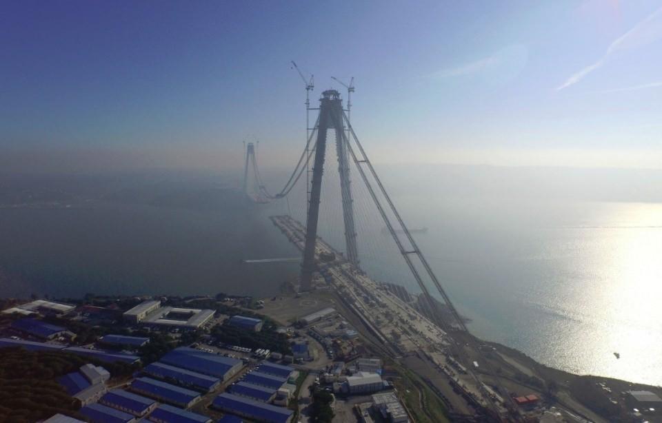 Adım adım Yavuz Sultan Selim Köprüsü 10