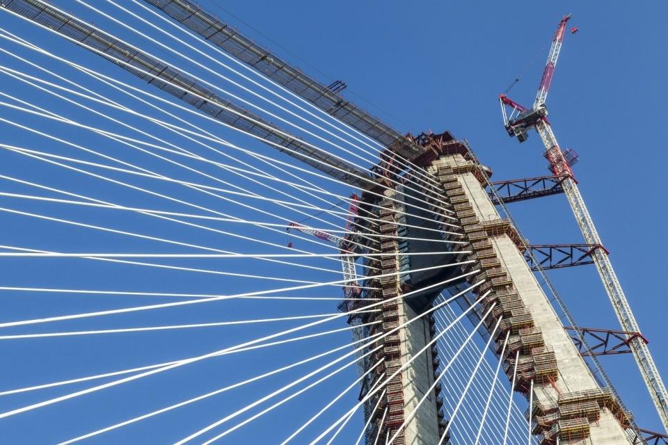 Adım adım Yavuz Sultan Selim Köprüsü 100