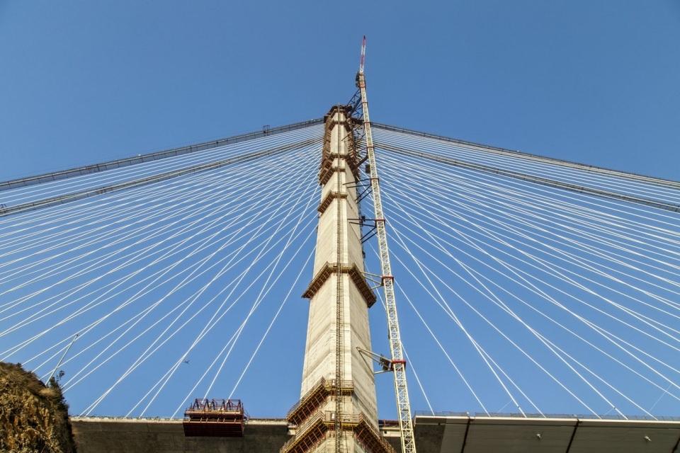 Adım adım Yavuz Sultan Selim Köprüsü 101