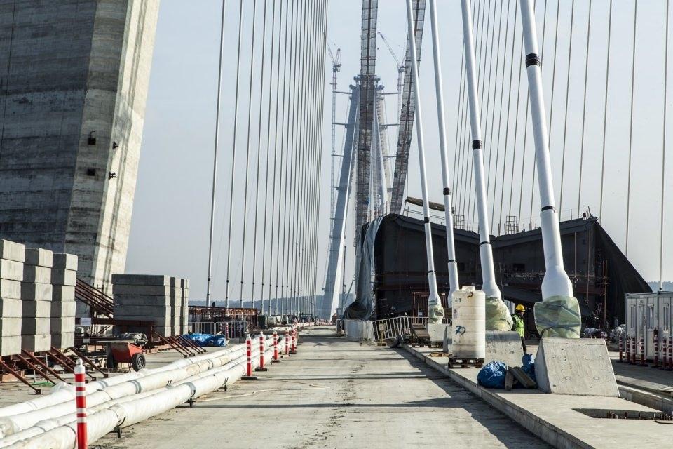 Adım adım Yavuz Sultan Selim Köprüsü 104