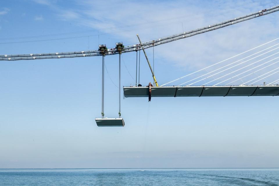 Adım adım Yavuz Sultan Selim Köprüsü 123