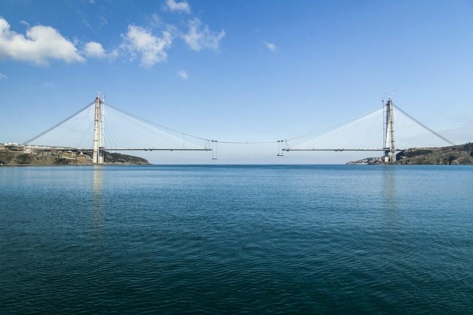 Adım adım Yavuz Sultan Selim Köprüsü 127