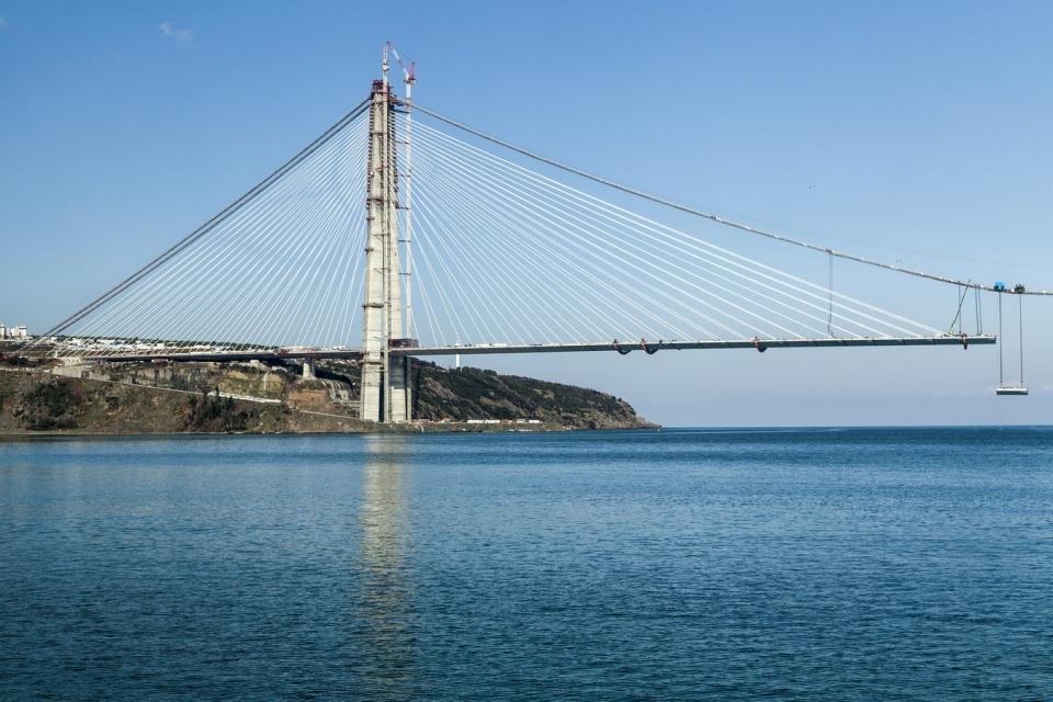 Adım adım Yavuz Sultan Selim Köprüsü 128