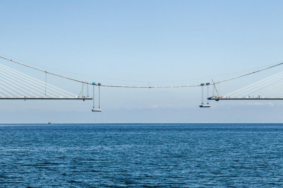 Adım adım Yavuz Sultan Selim Köprüsü 133