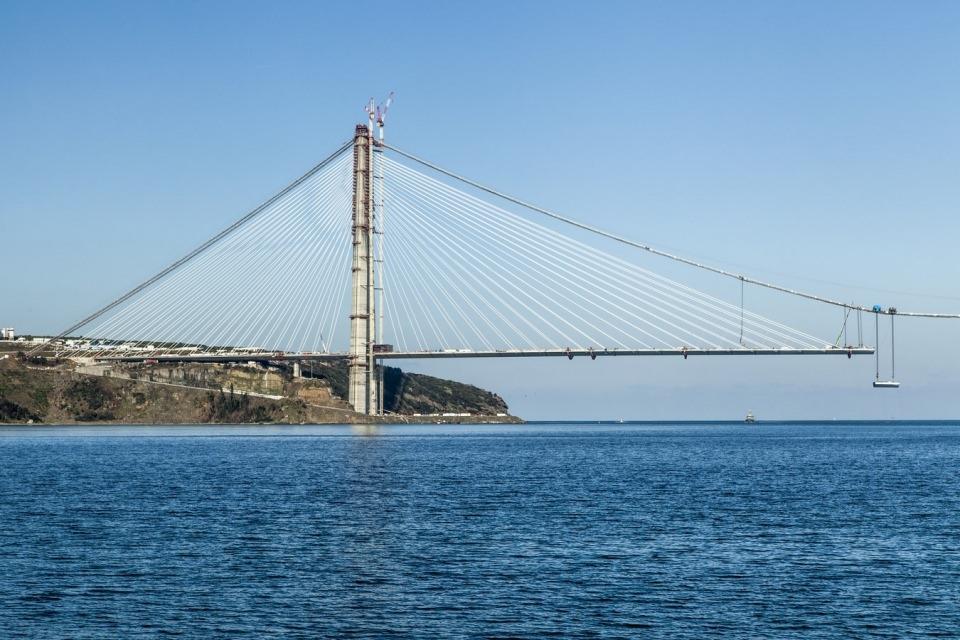 Adım adım Yavuz Sultan Selim Köprüsü 134