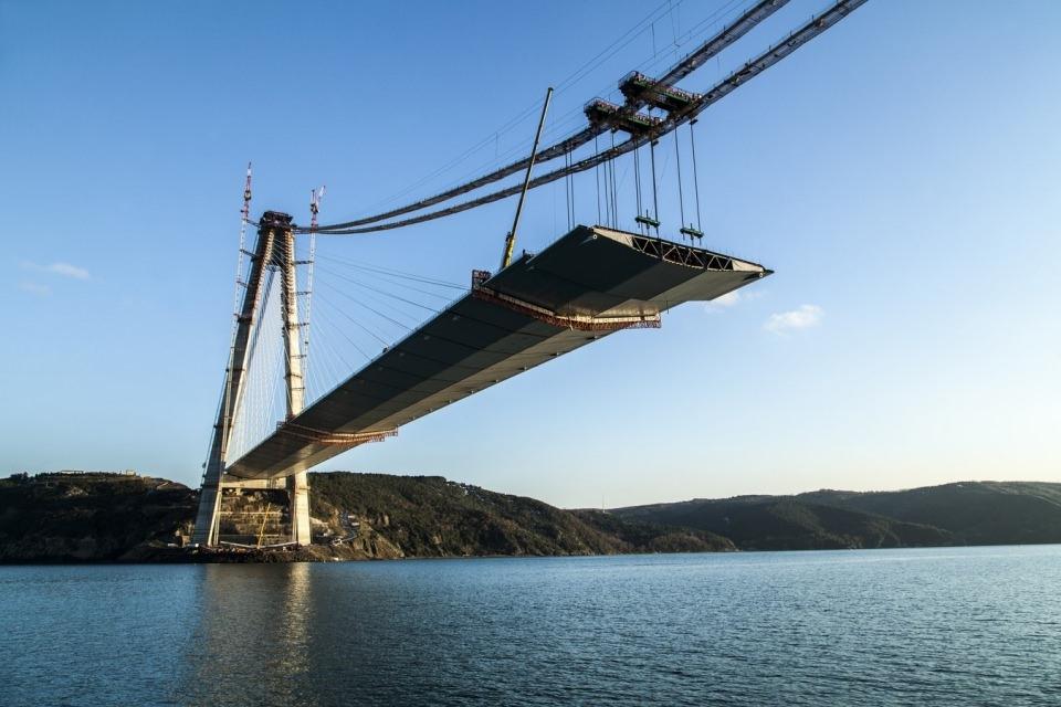Adım adım Yavuz Sultan Selim Köprüsü 145