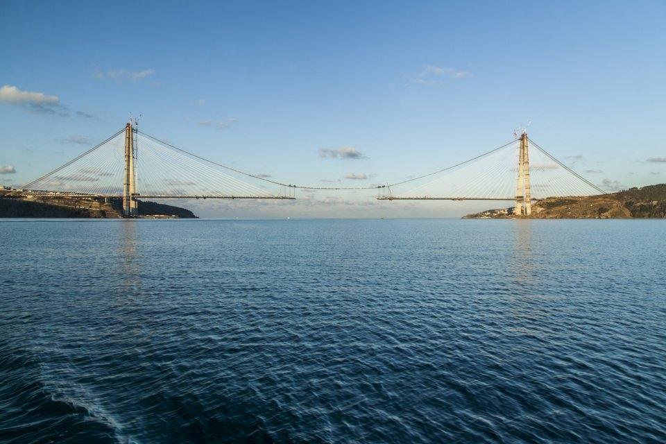Adım adım Yavuz Sultan Selim Köprüsü 151