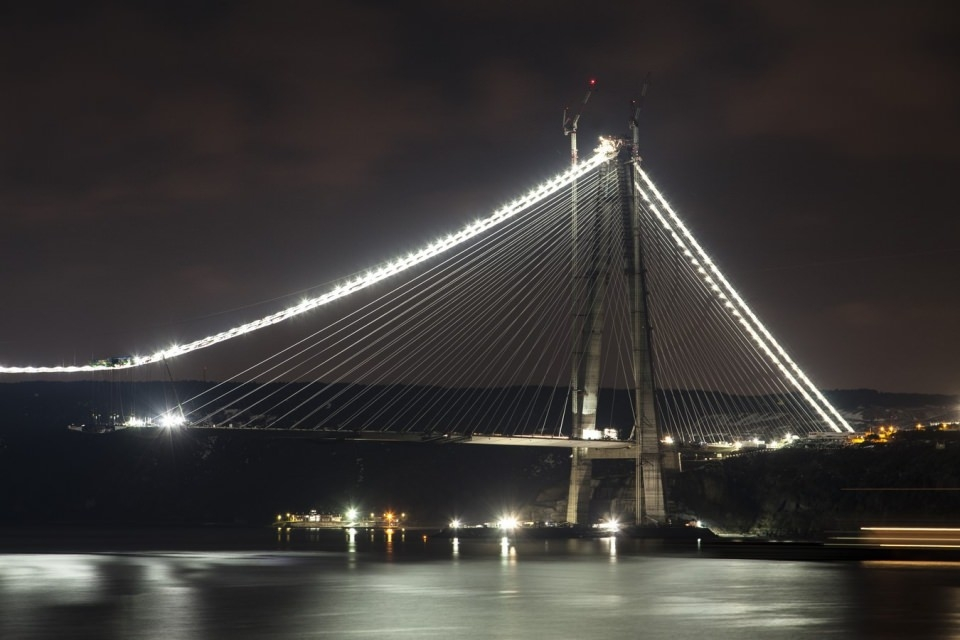 Adım adım Yavuz Sultan Selim Köprüsü 158