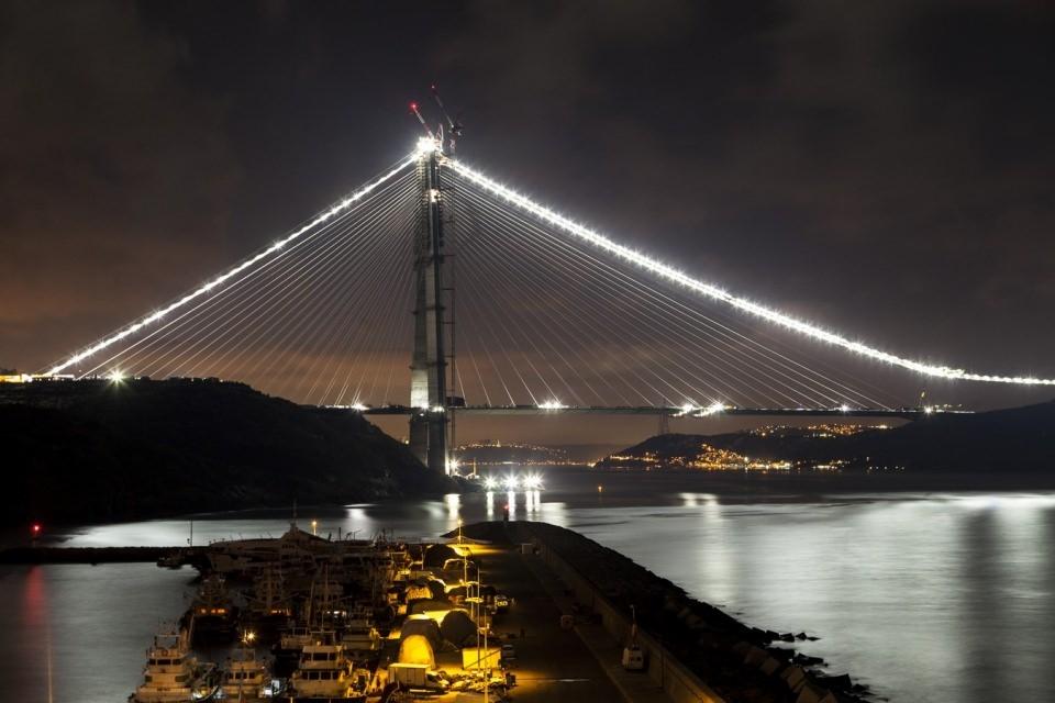 Adım adım Yavuz Sultan Selim Köprüsü 159