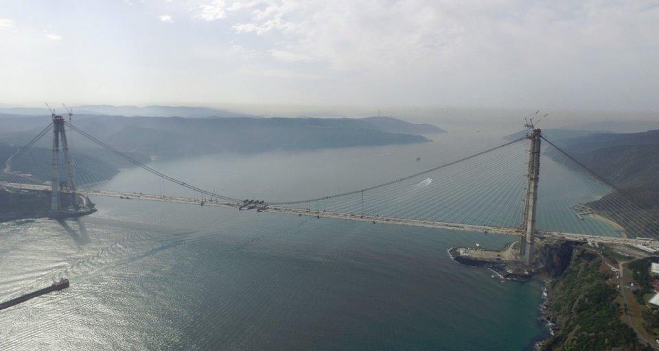 Adım adım Yavuz Sultan Selim Köprüsü 17