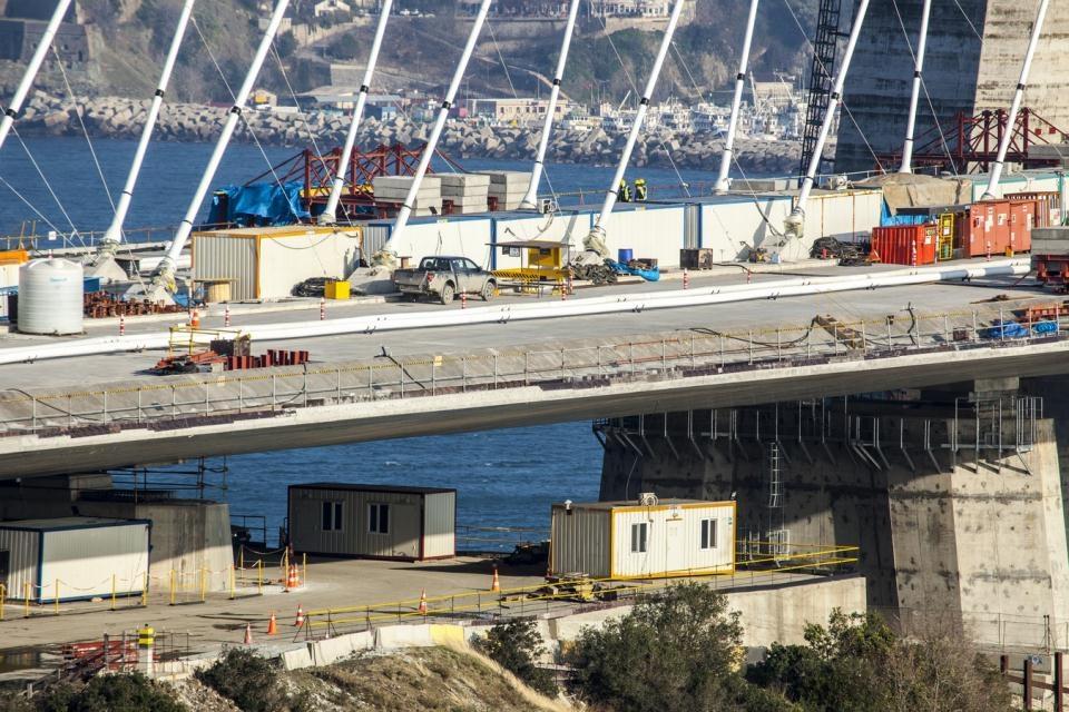 Adım adım Yavuz Sultan Selim Köprüsü 179