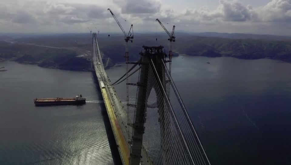 Adım adım Yavuz Sultan Selim Köprüsü 19