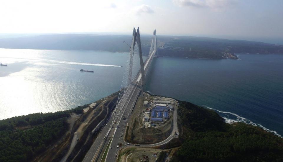 Adım adım Yavuz Sultan Selim Köprüsü 22