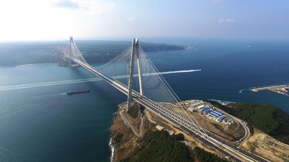 Adım adım Yavuz Sultan Selim Köprüsü 26