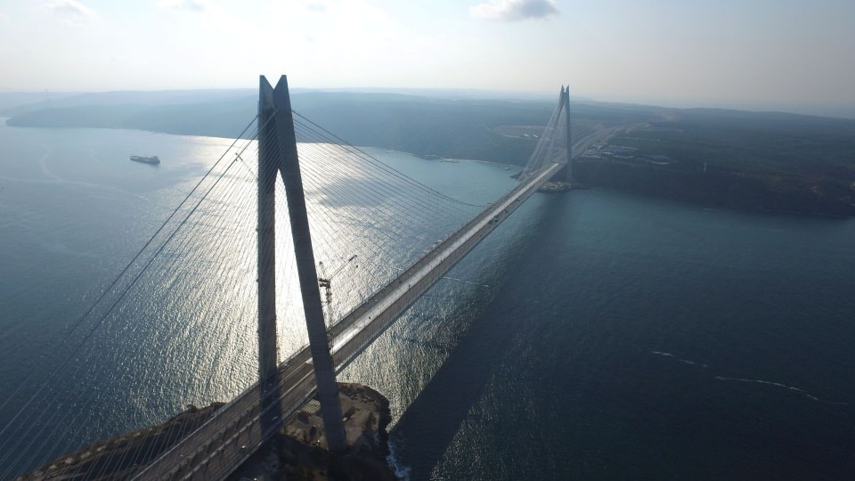Adım adım Yavuz Sultan Selim Köprüsü 27