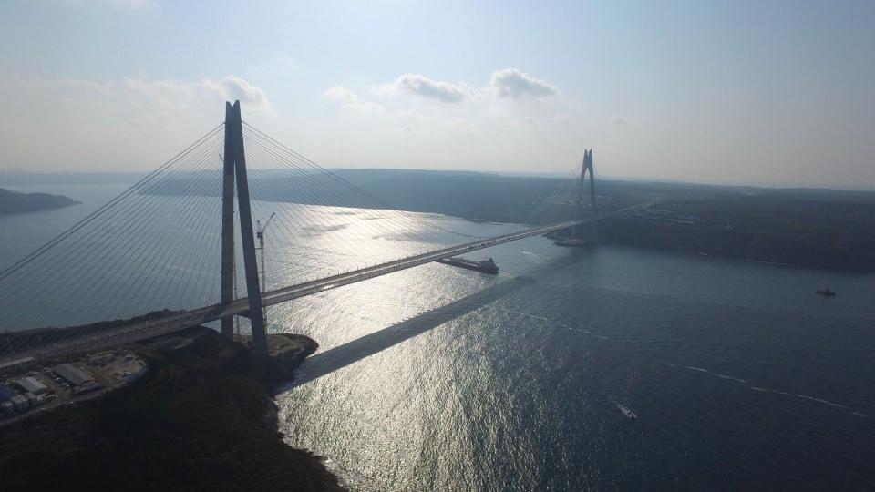 Adım adım Yavuz Sultan Selim Köprüsü 28