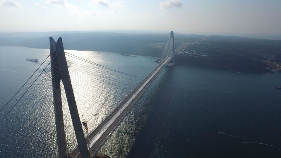 Adım adım Yavuz Sultan Selim Köprüsü 29