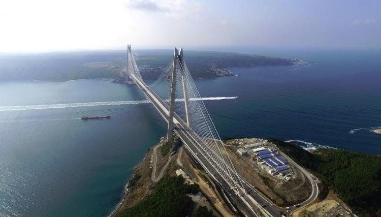 Adım adım Yavuz Sultan Selim Köprüsü 34