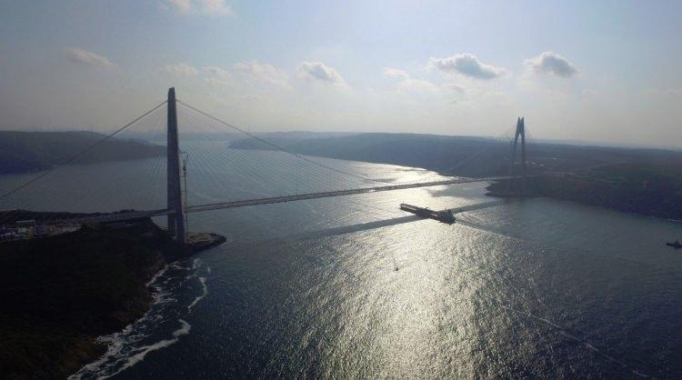 Adım adım Yavuz Sultan Selim Köprüsü 35