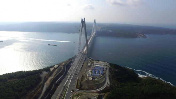 Adım adım Yavuz Sultan Selim Köprüsü 38