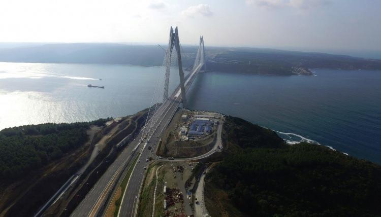 Adım adım Yavuz Sultan Selim Köprüsü 39