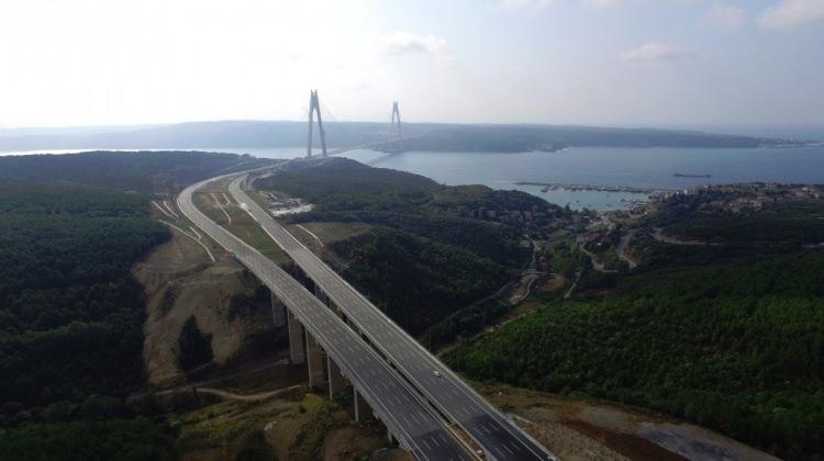 Adım adım Yavuz Sultan Selim Köprüsü 41