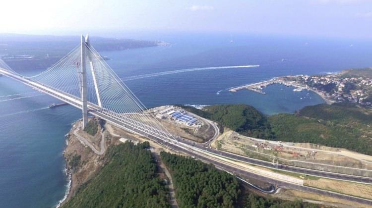 Adım adım Yavuz Sultan Selim Köprüsü 43