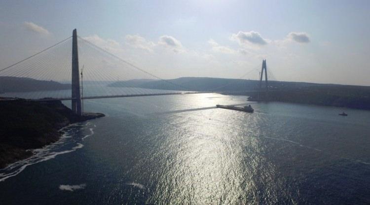 Adım adım Yavuz Sultan Selim Köprüsü 45