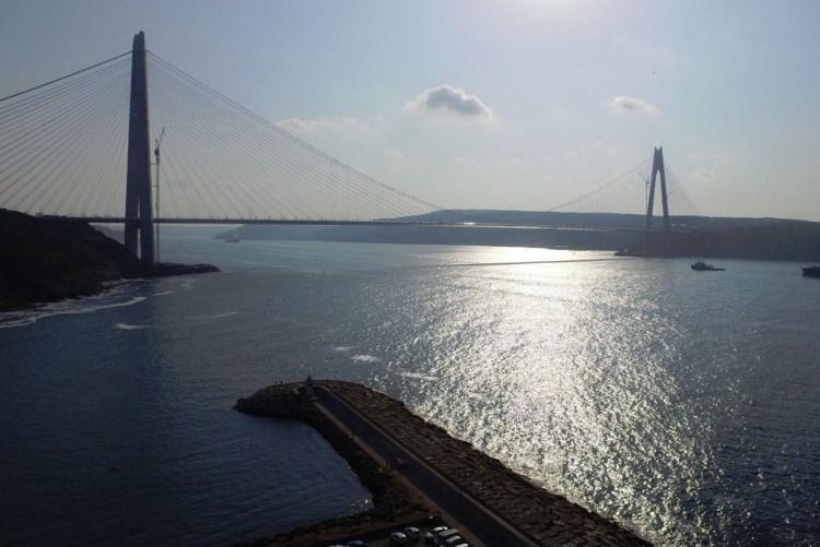Adım adım Yavuz Sultan Selim Köprüsü 46