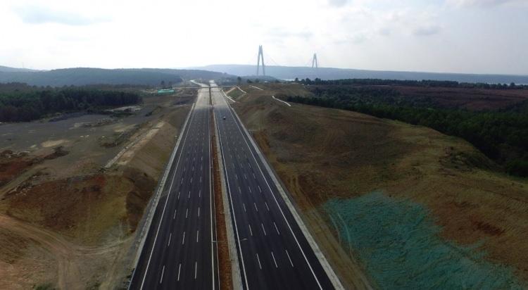 Adım adım Yavuz Sultan Selim Köprüsü 47