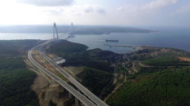 Adım adım Yavuz Sultan Selim Köprüsü 51