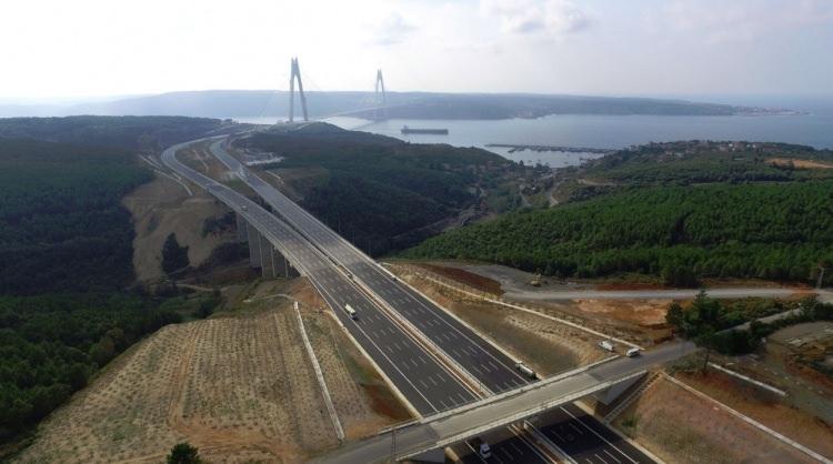 Adım adım Yavuz Sultan Selim Köprüsü 52