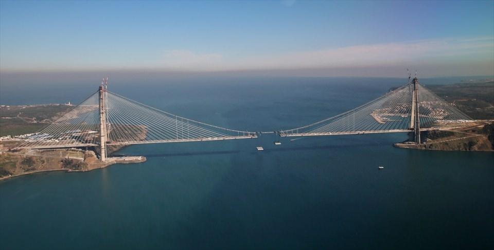 Adım adım Yavuz Sultan Selim Köprüsü 56