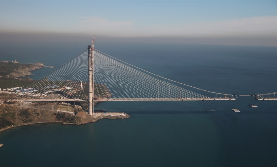 Adım adım Yavuz Sultan Selim Köprüsü 64