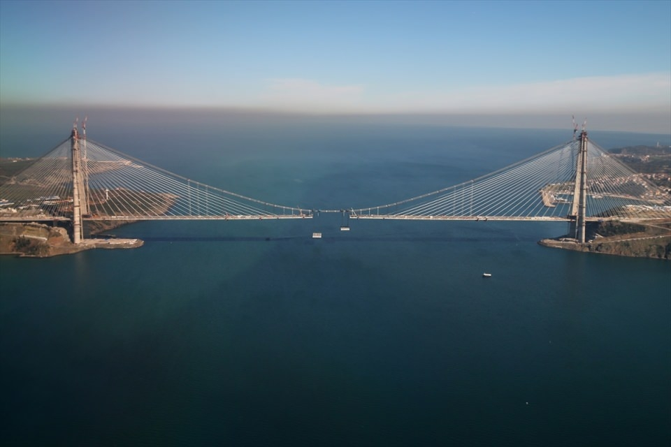 Adım adım Yavuz Sultan Selim Köprüsü 65