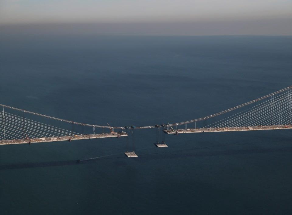 Adım adım Yavuz Sultan Selim Köprüsü 66