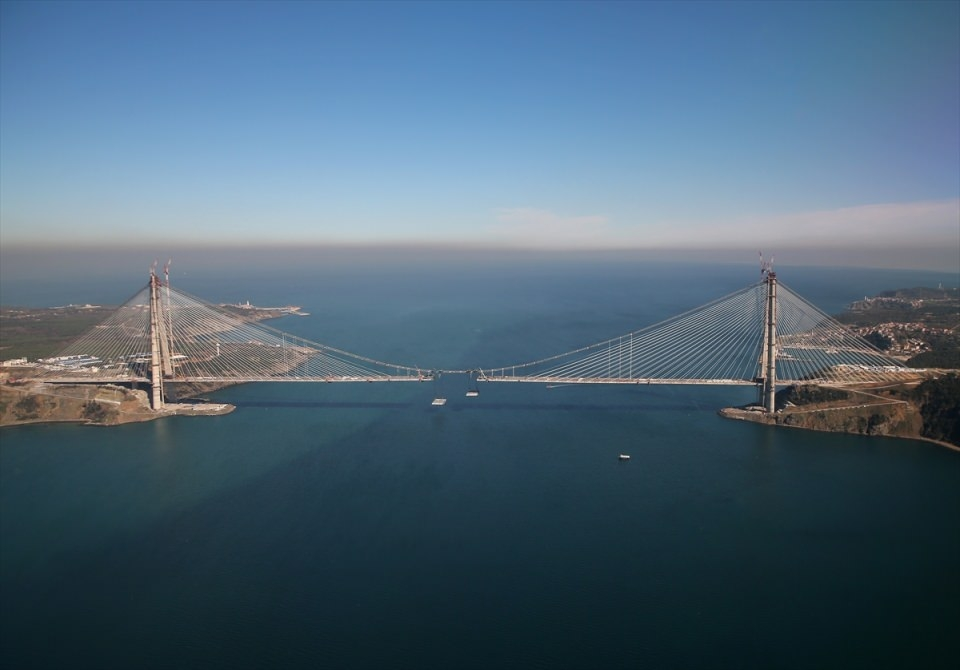 Adım adım Yavuz Sultan Selim Köprüsü 67