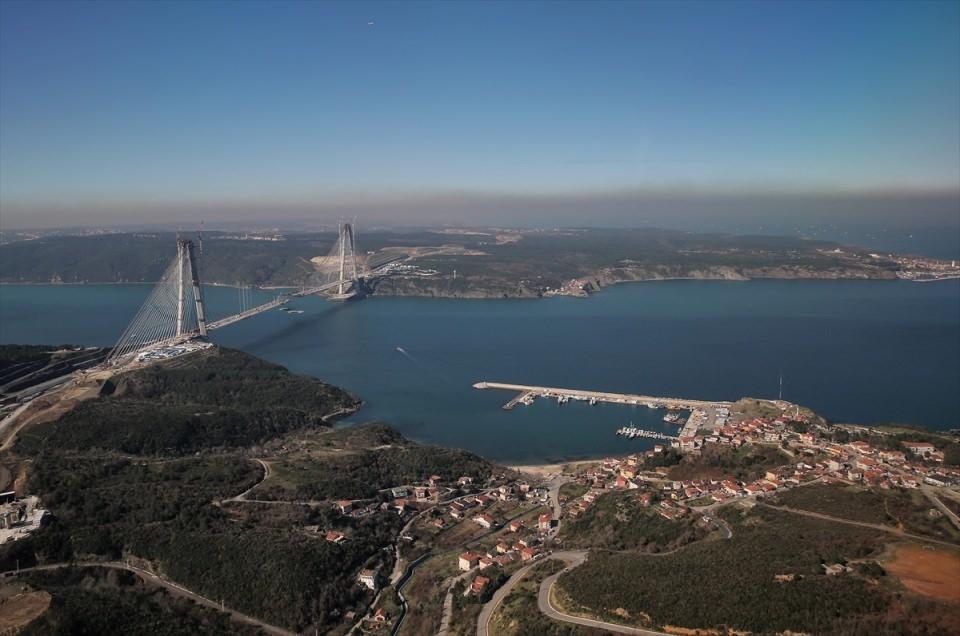 Adım adım Yavuz Sultan Selim Köprüsü 68