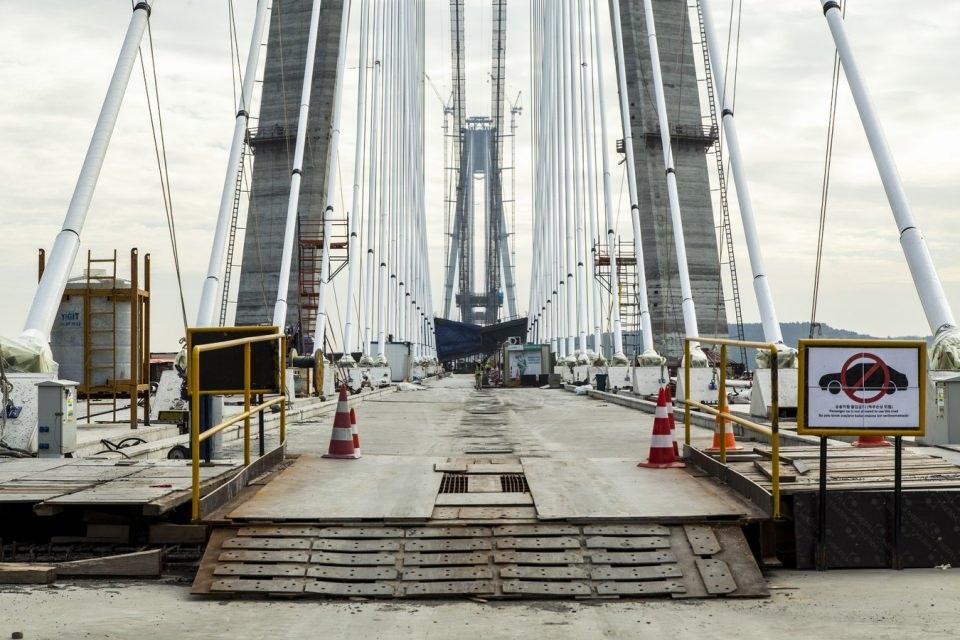 Adım adım Yavuz Sultan Selim Köprüsü 79