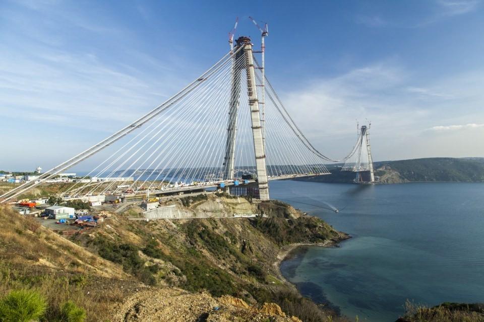 Adım adım Yavuz Sultan Selim Köprüsü 88