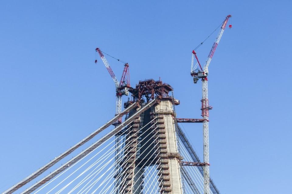 Adım adım Yavuz Sultan Selim Köprüsü 95