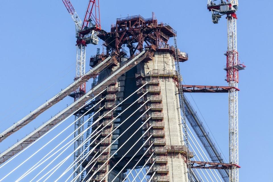 Adım adım Yavuz Sultan Selim Köprüsü 97